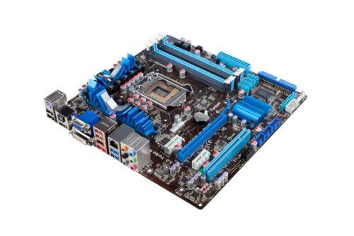 P7H55D-M PRO original desktop motherboard
