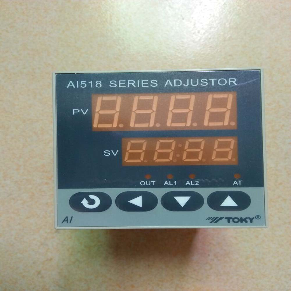TOKY Dual Digital PID Temperature Controller Thermostat 110V 220V DC/AC Relay Thermocouple 0~1300 Degree genuine toky east tek te7 series te7 sb10w temperature controller