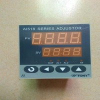 TOKY Dual Digital PID Temperature Controller Thermostat 110V 220V DC AC Relay Thermocouple 0 1300 Degree