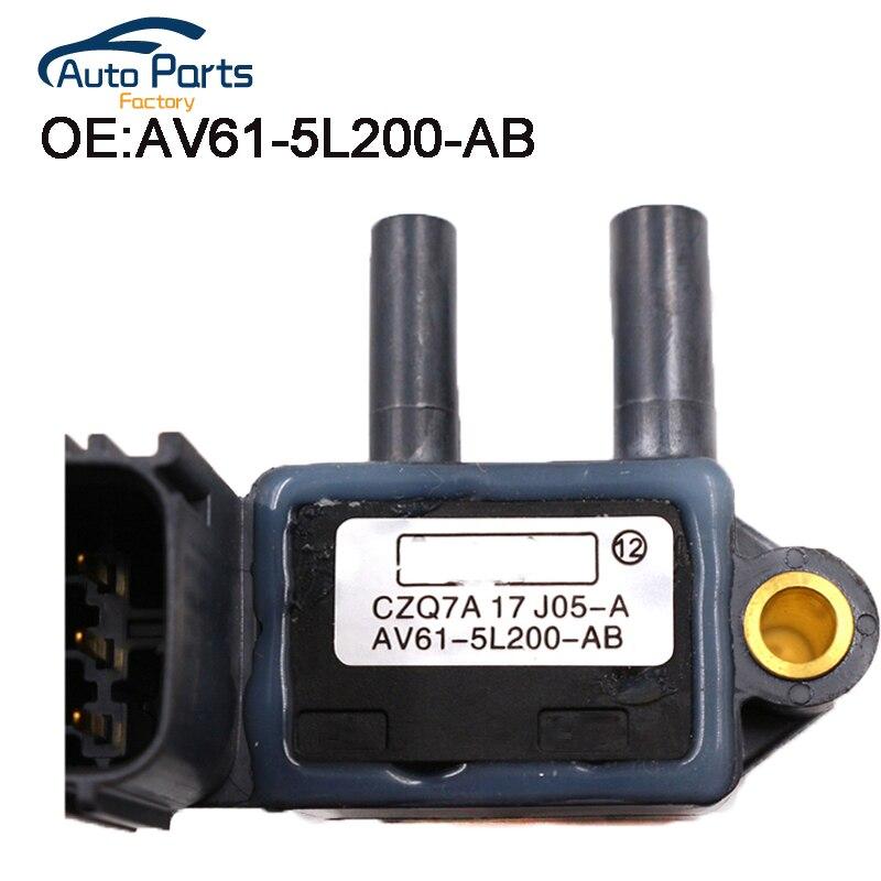 Sensor de pressão do Ar de admissão Para Ford Galaxy Mondeo S-Max 2.0 TDCi Diesel DPF Sensor de Pressão AV61-5L200-AB AV615L200AB Mapa sensor de