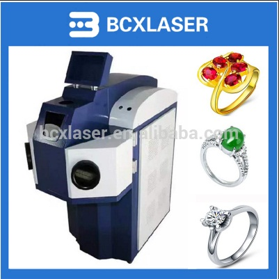 200 Вт Настольный интегрированный волоконный лазерный сварочный аппарат ручной для ювелирной сварки