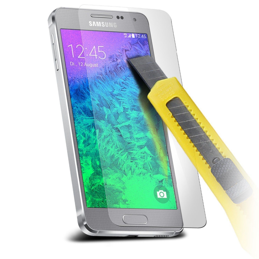 For Samsung Galaxy E5 E7 G530 S3 S4 S5 mini S6 S7 ON5 ON7 i9060 Grand Neo Caes Film Guard Tempered Glass Screen Protector