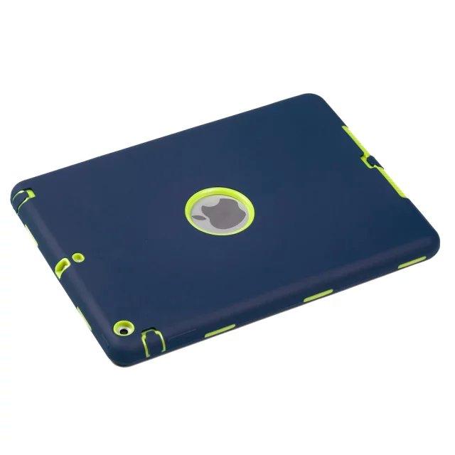 Vroče prodajno Coque torbica za iPad Air trpežna težka 3 v 1 - Dodatki za tablične računalnike - Fotografija 3
