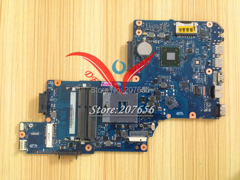H000050950 for toshiba Satellite C850 C855 L850 laptop motherboard DDR3 integrated 100% Tested