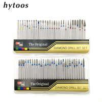 HYTOOS 30Pcs/set Diamond Drill Bit Set 3/32