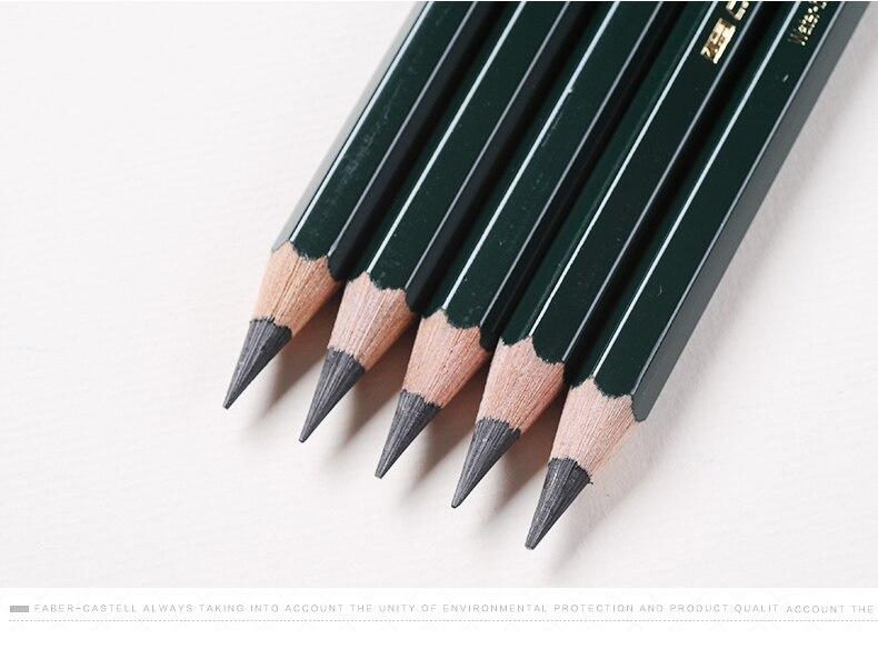 lápis de desenho conjunto lapiz profissional potloden arte suprimentos