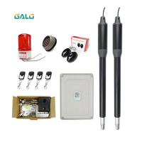 Basic kit double metal revolving door opener / automatic door operator for remote control access control system quality door ope