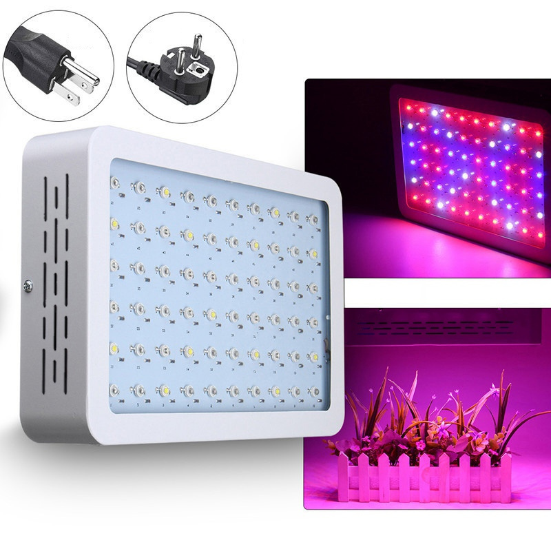 300W Full Spectrum Led Grow Panel Lamp Led Grow Light 110V 220V For Indoor Green House Grow Hydroponic Veg Tent Plants Lights 300w full spectrum led grow panel lamp led grow light 110v 220v for indoor green house grow hydroponic veg tent plants lights