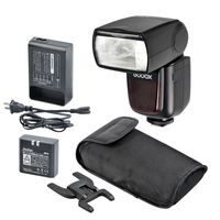 Godox VING V860N Kit I TTL Flash Lithium Ion Chargeable Battery Speedlite With Battery Charger For