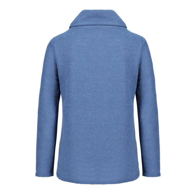 Women knitted pullovers Long Sleeve o neck Solid girl Pullover Tops Blouse Shirt pullovers winter women clothing  4
