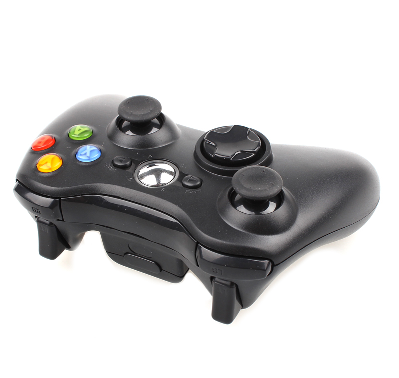 Wireless Controller For XBOX 360 Games Joystick Gamepad Controle For Official Microsoft PC for Windows 7 / 8 Wireless Joystick