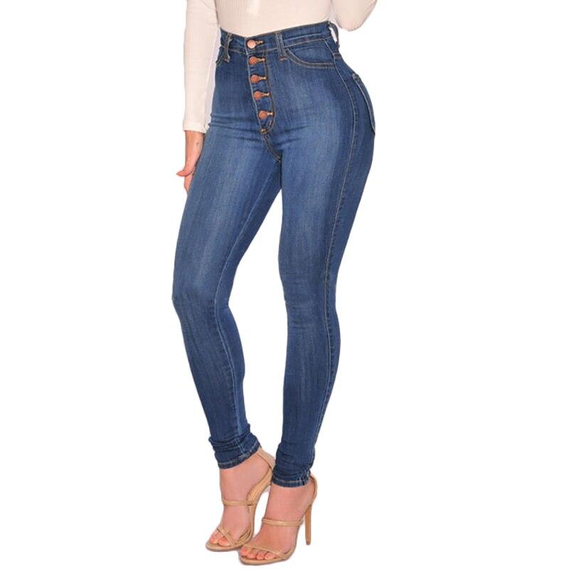 Pies Cintura Mujeres 3 Dama Elástico De Jeans Ajustados 4xlnew Pantalones Vaqueros Las Slim 2 Falda S Alta Tamaño Plus Sexy 8aBwxqfC