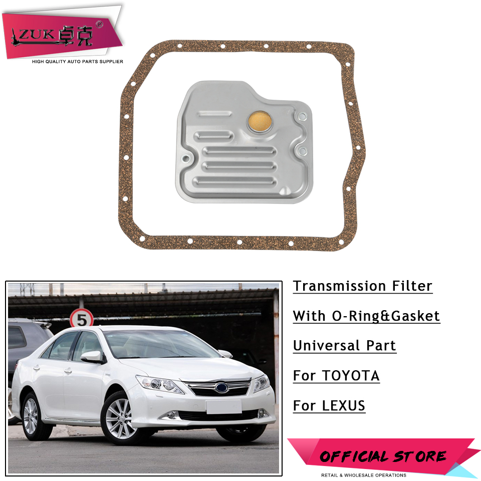 AUTOMATIC Transmission Oil Pan Gasket For LEXUS TOYOTA Sienna Scion 35168-21011