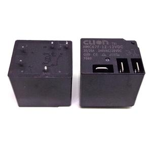 Image 1 - 5 قطعة Clion تتابع HHC67F 1Z 12VDC T91 12VDC 5PIN جديدة ومبتكرة