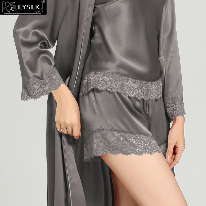 1000-dark-gray-22-momme-lace-silk-camisole--dressing-gown-set-03