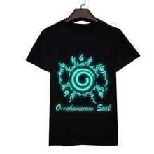 Naruto Anime Glowing T-Shirt (16 Styles)