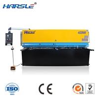 New Design CNC Shearing Machine, Sheet Metal Cutter, Iron Cutter Machine