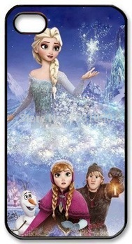 Elsa Snow Queen cover case for iPhone 4 5s 5c 6 6s Plus iPod touch 4 5 6 Samsung Galaxy s2 s3 s4 s5 mini s6 edge plus Note 3 4 5