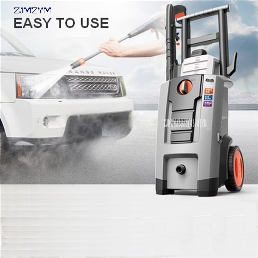 YLQ5690S-130 Electric portable car washing machine high pressure washer Maximum flow rate 7.8 L / Min Power Tool 220V/ 50Hz free shipping domestic woodworking high power electric tool portable electric planer