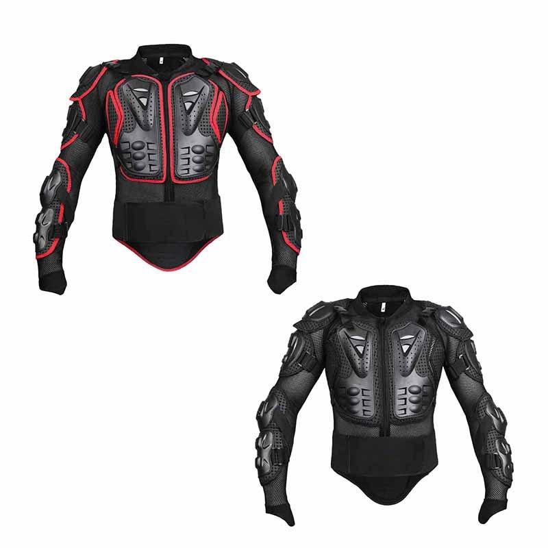 Nouveauté Motocross protecteur moto tout-terrain goutte colonne vertébrale poitrine protéger complet armure corporelle veste équipement de protection bras vêtements