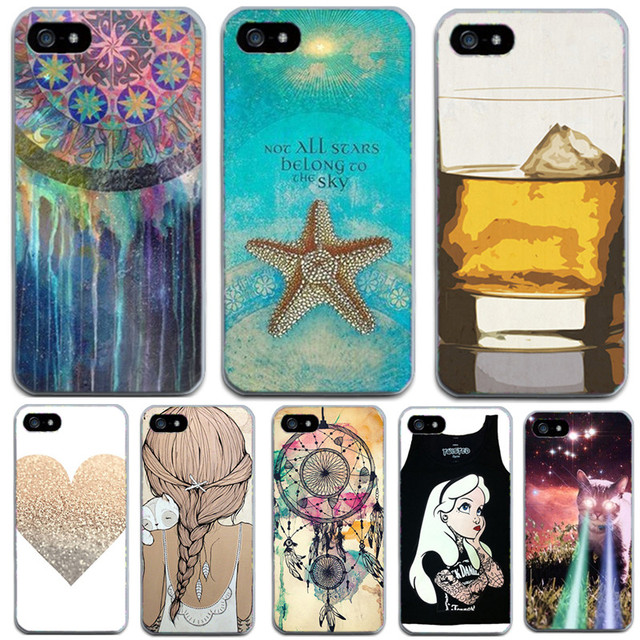 hot sales case for iphone 5 case cover fashion cute pattern soft tpu
