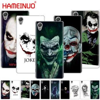 HAMEINUO El caballero oscuro Joker cubierta del teléfono para sony xperia C6 XA1 XA2 XA ULTRA X XP L1 L2 X XZ1 compacto XR/XZ PREMIUM