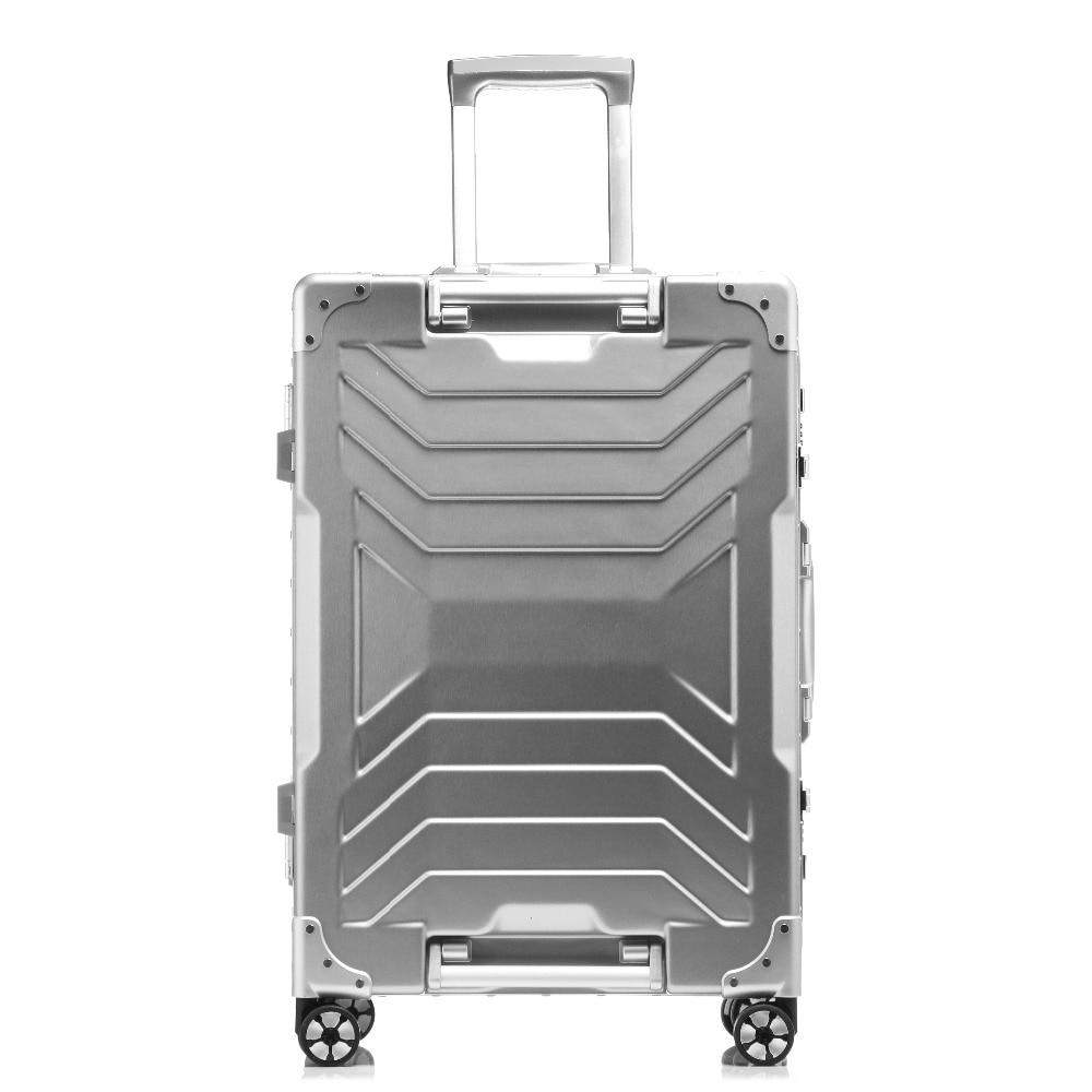 цена на Travel Luggage Hardside Rolling Trolley Luggage travel Suitcase 20 Carry on Luggage 24 26 29 Checked Luggage koffer valiz