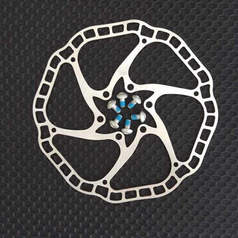 68g / copë Biçikletë ultra-dritë frenë hidraulike Disc rotors - Çiklizmit - Foto 6