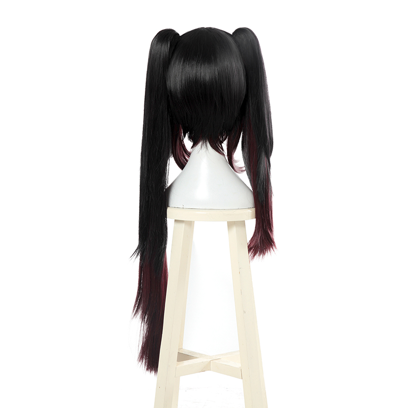 Synthetic Wigs Synthetic None-lacewigs L-email Wig Game Fate Grand Order Yu Miaoyi Cosplay Wigs 120cm Red Brown Heat Resistant Synthetic Hair Perucas Cosplay Wig Goods Of Every Description Are Available