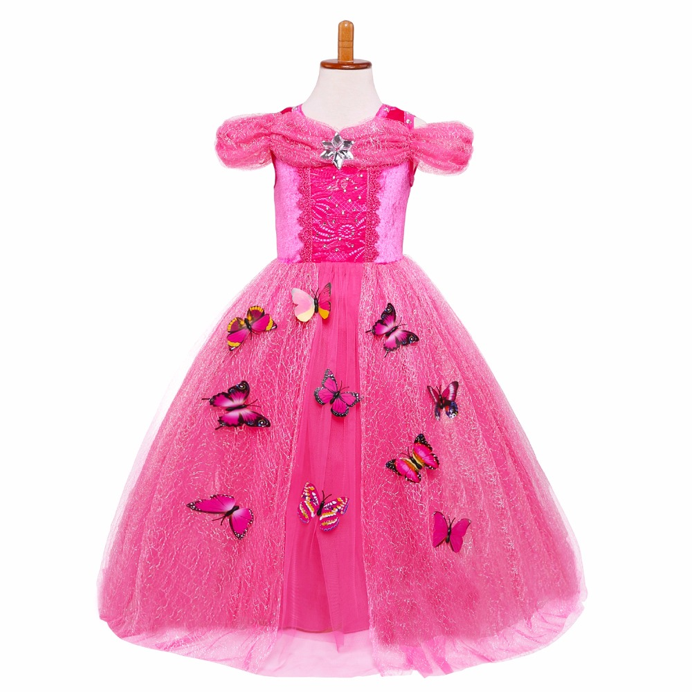 GIRLS princess belle Halloween Beauty and the Beast Costume kids clothes Girl Costume Fancy Dress Cosplay Costume children cloth new 2016 kids girl beauty and beast cosplay carnival costume kids belle princess dress for christmas halloween fantasia infantil