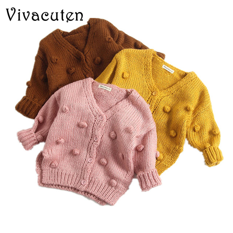 Detail Feedback Questions about Baby Girls Sweater For 2018 Winter Cardigan  Sweater Jacket Cardigan Boy Girl Knitted Fall Outwear Children Knitwear Baby  ... a6ab2ffda