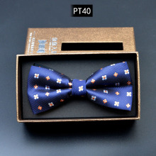 Men Bow Ties 2017 Newest Polyester Bow Tie Brand Male Polka Dot Bowtie Necktie Business Wedding Men Neckties Gravata Borboleta