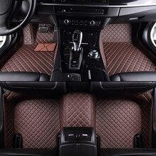 Özel araba paspaslar Lifan tüm modeller x60 x50 320 330 520 620 630 720 araba aksesuarları araba styling zemin mat