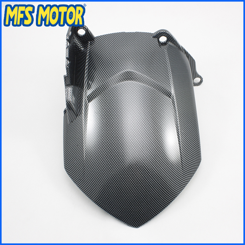 Freeshipping Motorcycle Rear Fender Carbon guard FAIRING ABS For Yamaha YZF R1 2007 2008  07 08 YZFR1 07 08 for yamaha yzf 1000 r1 2007 2008 yzf1000r inject abs plastic motorcycle fairing kit yzfr1 07 08 yzf1000r1 yzf 1000r cb02