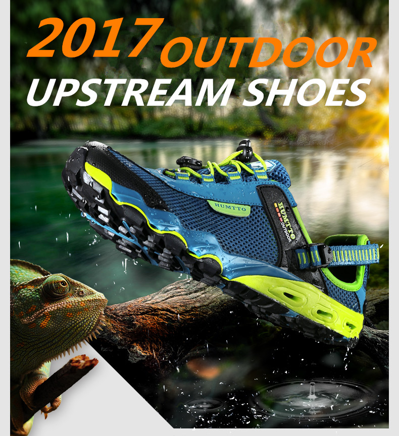 HUMITO New Arrival Outdoor Hiking Shoes