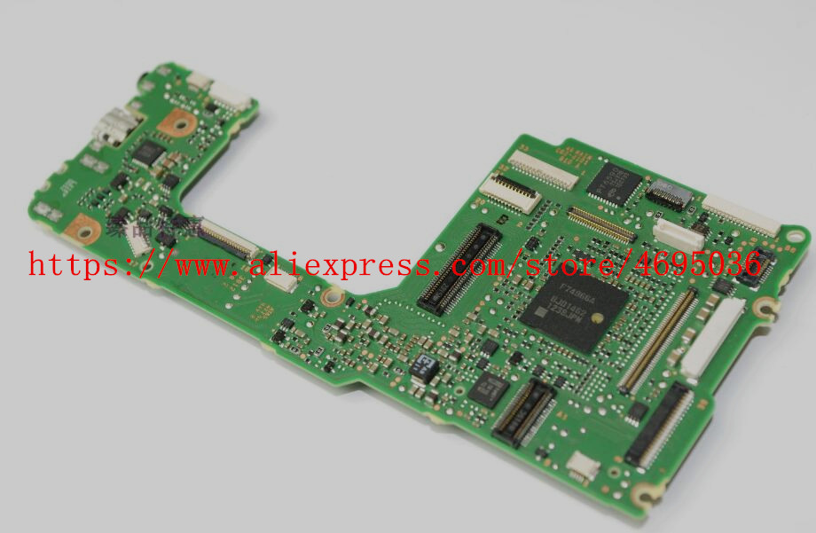 Original For Canon For EOS Rebel T6 (for EOS 1300D) Main Board MotherBoard PCB MCU Camera Part