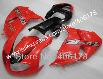 Customized fairing For TL1000R 1998 1999 2000 2001 2002 2003 Red Motorcycle Body Kits (Injection molding)