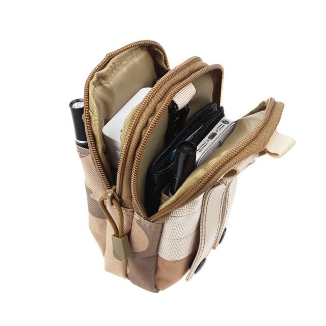 Tactical Military Hip Waist Belt Bag