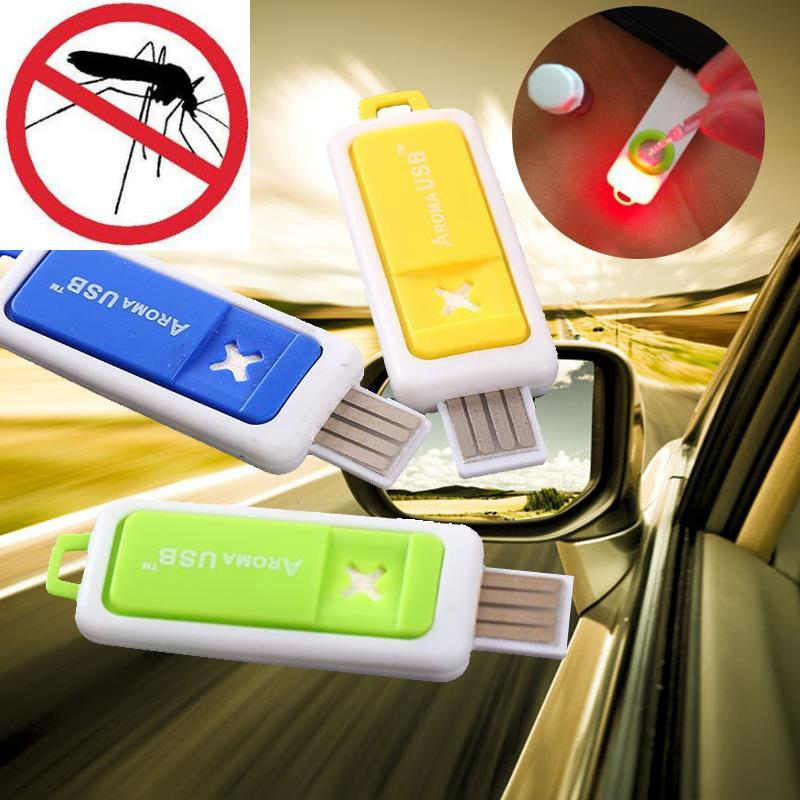 Mini Portable USB Car Perfumes Air Freshener Aromatherapy Diffuser Humidifiers Essential Oil Car Mosquito Repellent Car