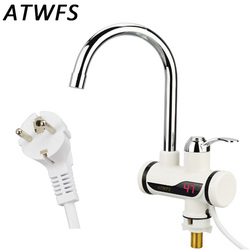 Atwfs electric water heater tap instant hot water faucet heater cold heating faucet tankless instantaneous water.jpg 250x250