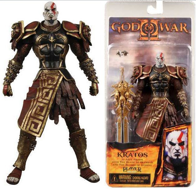 top 8 most popular god of war ii kratos toys brands and get free