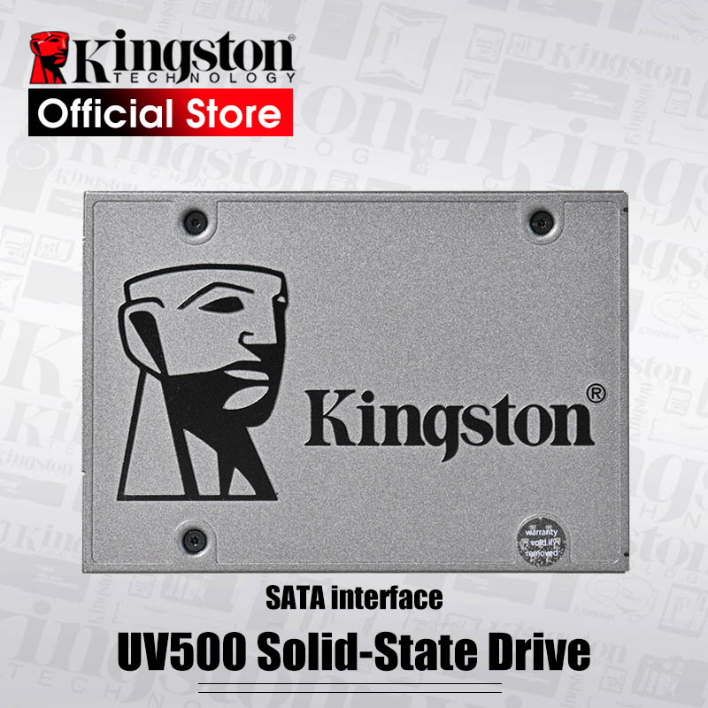 Kingston UV500 Internal Solid State Drive 120GB 240GB hdd 480GB SATA 3 2.5 inch Hard Disk HD 960GB SSD For laptop