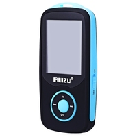 hot RUIZU X06 FM Radio Screen 1.8 inch TFT LCD Sports Music Player MP3 Lossless High Quality Recorder Walkman FM Radio