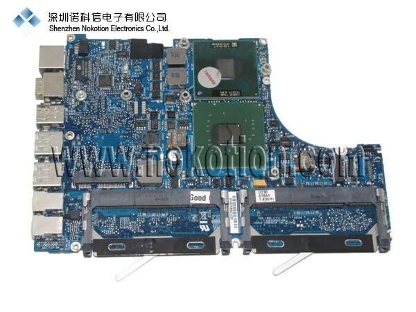 ФОТО 820-1889-A logic board for Apple A1181 laptop Motherboard INTEL T2400 CPU Onboard DDR2