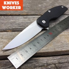 LDT Wild Boar 111 Tactical Folding Blade Knife D2 Blade G10 Handle Pocket Camping Survival Hunting Flipper Knives Outdoor Tools