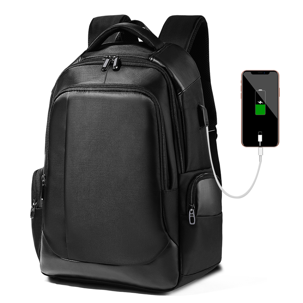17.3 inch Laptop Backpack External USB Charge Computer Backpacks Anti-theft Waterproof Bags for Men Women cool bell anti theft notebook backpack 15 6 inch waterproof computer backpack for men women external usb charge laptop bag