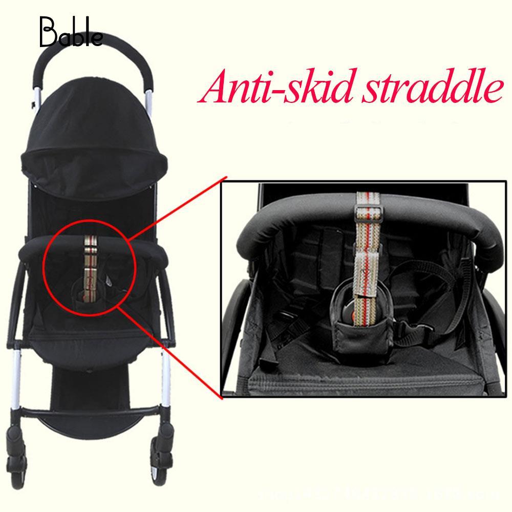Strollers Extension Belt Stroller Safety Belt Stroller Font Belt Universal Useful Canvas Nappy Child Accessories Anti-Slip Baby