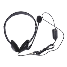 3.5Mm Wired Gaming Headset Game Headphone Microphone Headband With Mic Stereo Bass For Pc Computer Playstation 4 Ps4 oyk ok 400 3 5mm wired stereo headband headphone lemon yellow silver