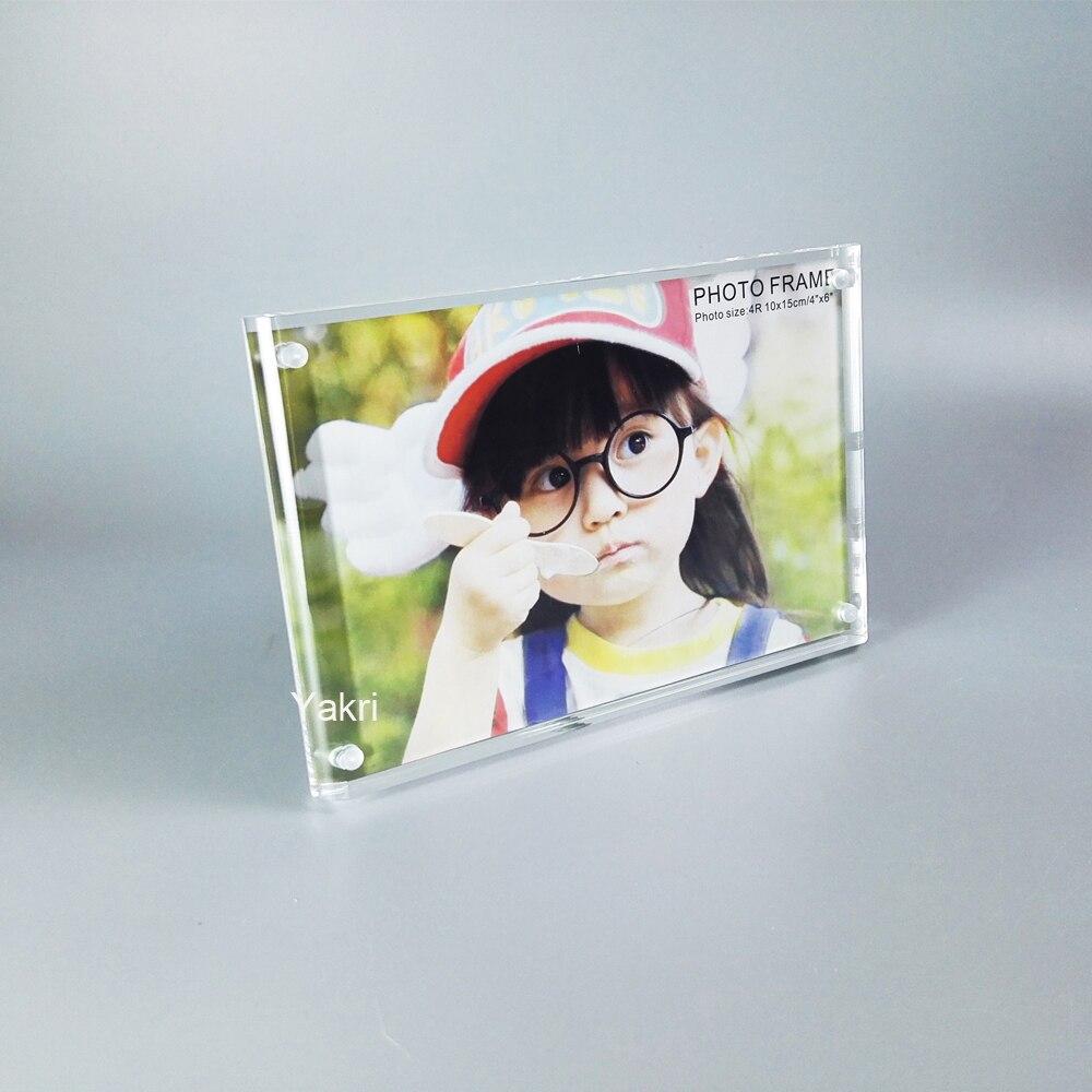 Pack/10 Einheiten) Personalisierte Geschenke Schreibtisch Top Acryl ...