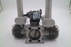 Image 5 - RCGF 40cc TS Dual Cylinder Petrol/Gasoline Engine for RC Airplane